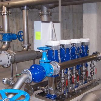 Wasserversorgungsanlage Imst